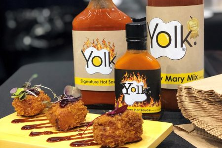 "Yolk Wins Golden Rasher Award For ""Most Creative Use of Bacon"" at 2019 Bacon Fest"