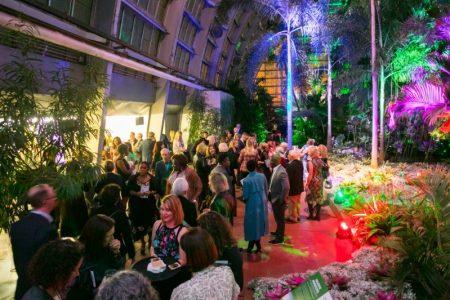 Travelle at the Langham's Slava Borisov Hosts Virtual Botanical Cocktail Class for Garfield Park Conservatory'