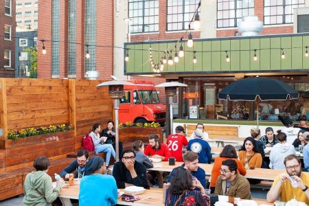 Antique Taco Bridgeport Launches Summer Food Truck Series on Wednesday, May 8