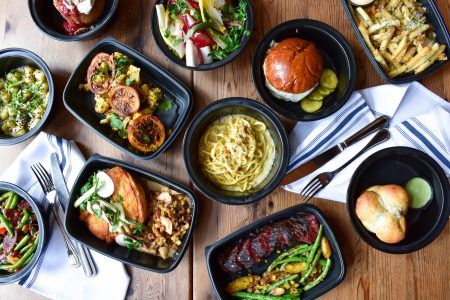 The Bristol Offers New Delivery and To-Go Options