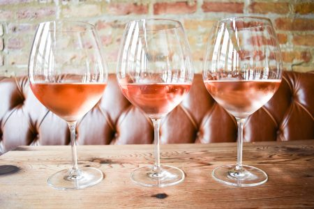 The Bristol Debuts Happy Hour Rosé Flight
