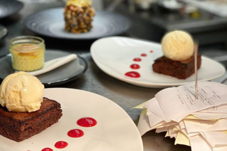 Celebrate National Dessert Day at LondonHouse Chicago