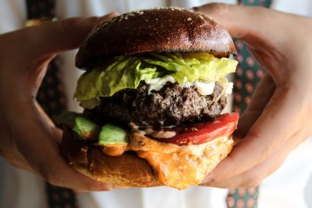 National Cheeseburger Day at The Barn Steakhouse, September 18