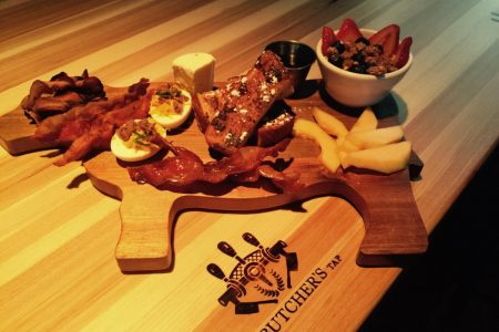 Brunch Boards and Buckets at The Butcher's Tap