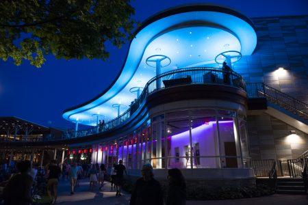 Ravinia Opens BMO Club Rooftop Bar