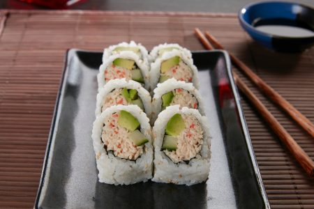 Mother's Day Sushi and Sake 101 Class at RA Sushi
