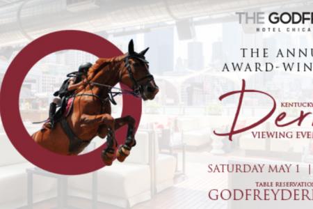 I|O Godfrey Hosts Eighth-Annual Derby Day Event