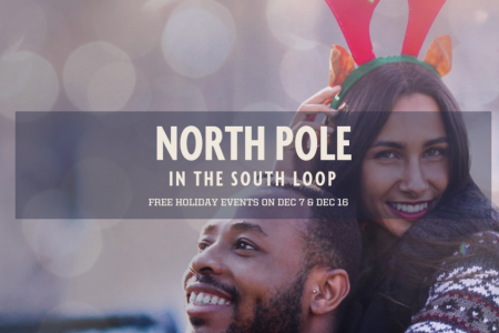 North Pole in the South Loop, Dec 16