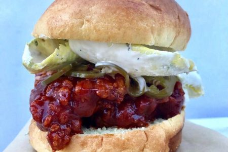 Honey Butter Fried Chicken Partners with Chef Edward Lee for Clucker Collaboration