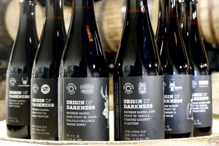 Collective Arts Brewing Origin of Darkness Release Party at Tuman's Tap December 16