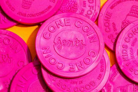 Jeni's Cone Coins are Back for Halloween