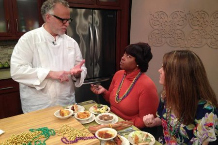 Cajun Cooking Class with Chef Jimmy Bannos