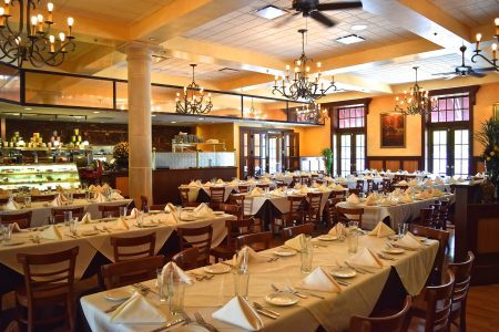 Tuscany Restaurant in Wheeling Celebrating Rosh Hashanah
