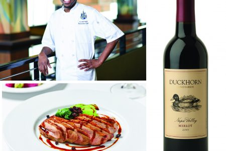 """Duck The Halls"" With Duckhorn Wine Dinner at The Signature Room"