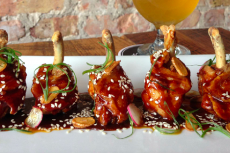 Dusek's Introduces 50 Cent Craft Wings