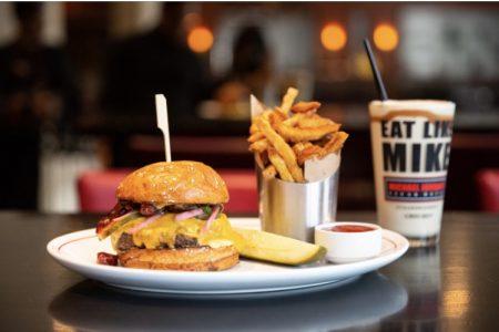 Michael Jordan's Steak House Offers Space Jam Inspired Menu For Regular Season Chicago Bulls Home Games in Chicago