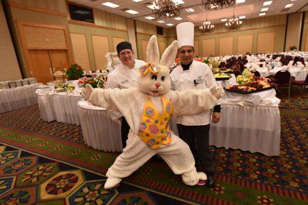 Pheasant Run Resort Easter Brunch