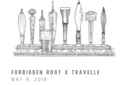 Travelle at The Langham Partners with Forbidden Root For One-Night-Only Beer Dinner
