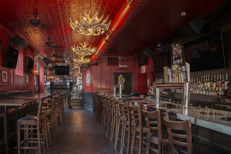 Live Music and Drink Specials at the Houndstooth Saloon September 21-22