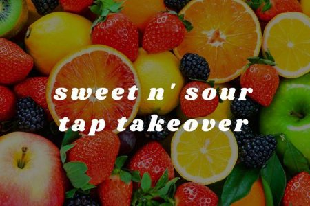 Forbidden Root Hosts Fruited Sour Tap Takeover on August 22