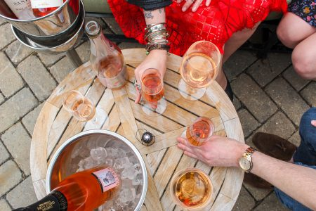 Rosé All May with Special Sips at Gage Hospitality Group Restaurants
