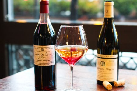 Beaujolais Nouveau Day Happy Hour & Burgundy Month at The Gage