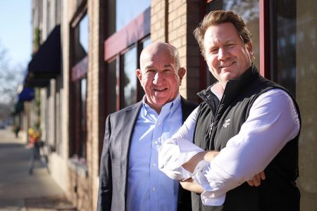 Industry Vets Glenn Keefer and Ryan O'Donnell Join Forces for Sophia, a Neighborhood Steakhouse, in Wilmette