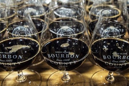 Goose Island Bourbon County Brand Stout Fest at Tuman's Tap & Grill