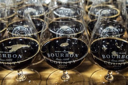 2018 Bourbon County Stout Release at the Dark Horse Tap & Grille December 13