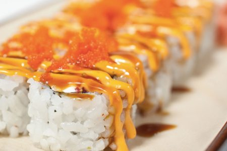 Rolling Out the Sushi at How Do You Roll?