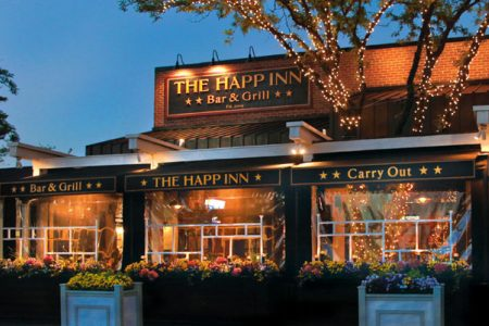 Anniversary Wine Tasting at The Happ Inn