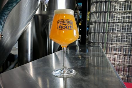 Forbidden Root Brewery New England IPA (NEIPA) Tap Takeover Event May 23