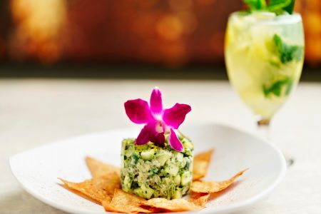 Perry's Steakhouse & Grille Adds Green Tartare as Off-The-Menu Special