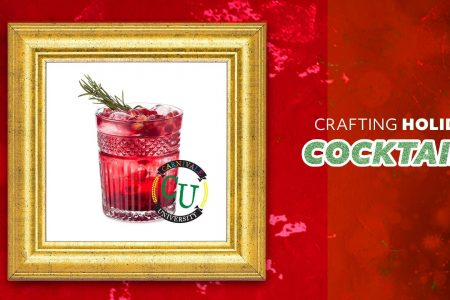 Holiday Cocktail Class with Carnivale, Nov 15