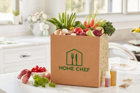 Local Companies Give Back - Home Chef Launches Home Chef Helps