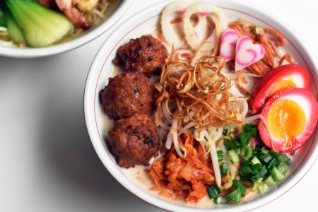 Slurping Turtle Offers Hopelessly Ramen-tic Ramen Bowl for February