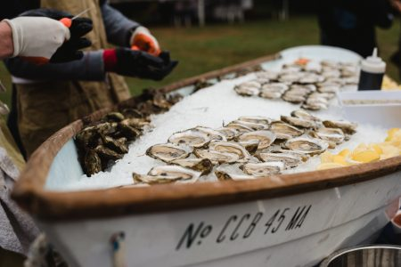 National Oyster Day at GT Fish & Oyster