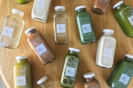 New Year, Fresh Start: City Press 3-Day Juice Cleanse