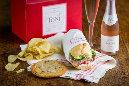 Father's Day with Toni Patisserie & Cafe