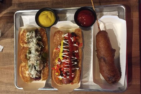 Happy Hour and Sunday Funday at Dog Haus Biergarten