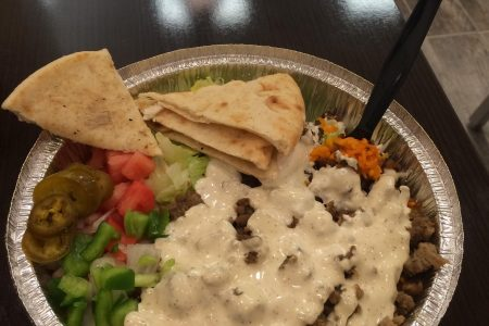 The Halal Guys Chicago Grand Opening