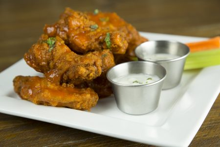 Big Game Watch Party & Bottomless Wing Buffet at Dark Horse Tap & Grille