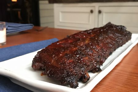 Tuesday Rib Night at Drawl Southern Cookhouse and Whiskey Room
