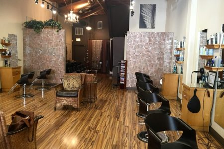 'Beauty and The Brunch' at Gordon Salon