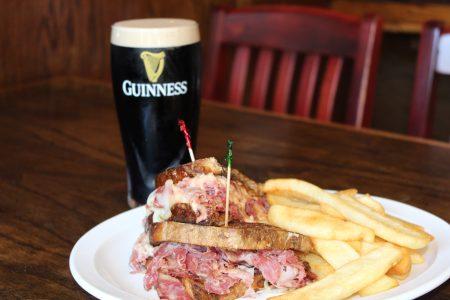 The Globe Pub Celebrating Halfway to St. Patrick's Day