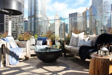 Raised, An Urban Rooftop Bar Hosting Urban Glamping Event to Benefit Local Children's Miracle Network December 7