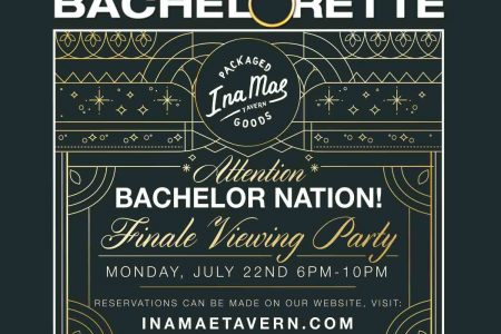 Ina Mae Bachelorette Finale Viewing Party