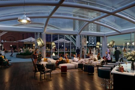 Offshore Rooftop Opening Atop Navy Pier This Month