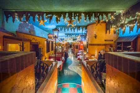 New Year's Eve at Italian Village Restaurants