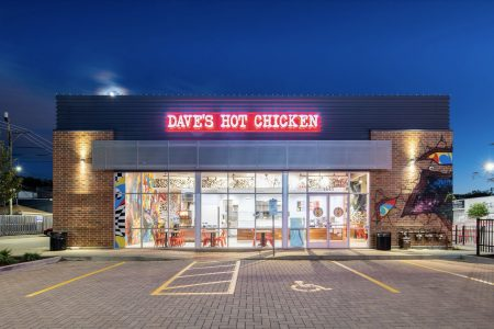 Dave's Hot Chicken Opens in Chicago